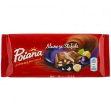 POIANA Ciocolata alune si stafide